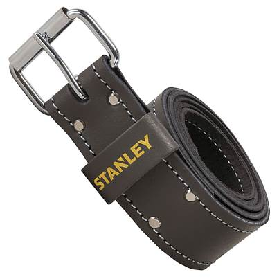 Stanley STST1-80119 Brown Leather Belt