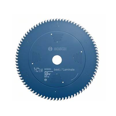 Bosch Best for Laminate circular saw blade 254mm x 30 x 84