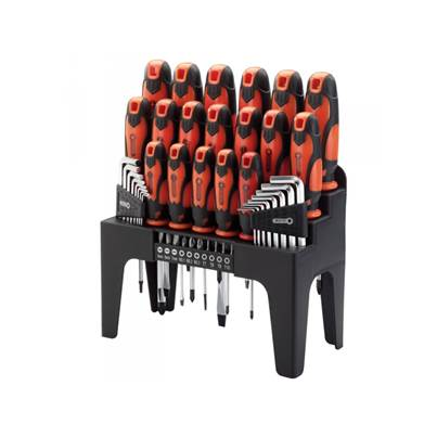 Draper 44 piece Screwdriver and Hex Ket Set