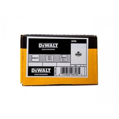 DeWalt PTB Universal Heavy Duty Throughbolts PTB-PRO M6X55 (Zinc Plated - Qty 100)