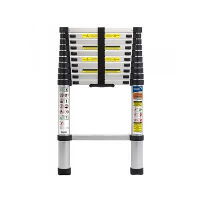 Draper 80973 11 Rung 3.2M Telescopic Ladder
