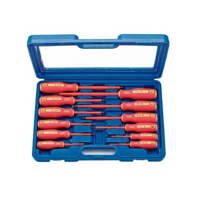 Draper 46541 Set Of 12 Insulated Screwdrivers
