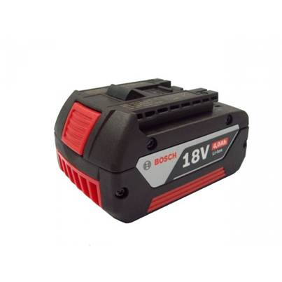 Bosch 18v Coolpack 4.0Ah Li-ion Slide Battery