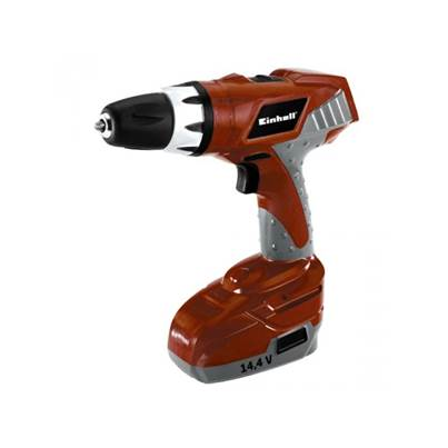 Einhell RT-CD144 Red Cordless Drill Driver 2 Batteries