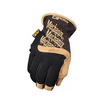 Mechanix CG Utility Gloves - Black And Tan