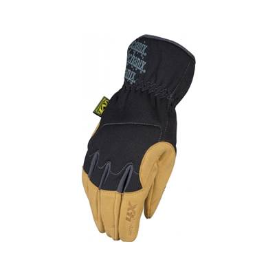 Mechanix Women's Material4X Gloves - Black And Tan