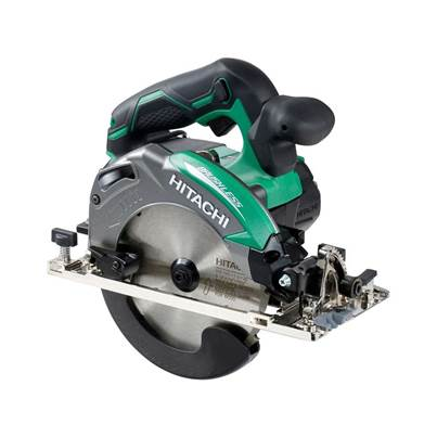 Hitachi C18DBAL/JP 18V 2 x 5.0Ah Li-Ion Brushless Circular Saw Kit