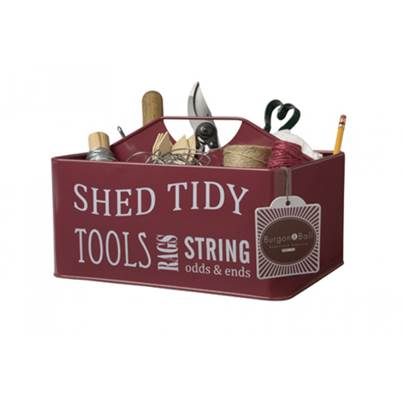 Burgon And Ball Shed Tidy