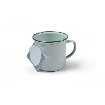 Burgon And Ball Enamel Mug