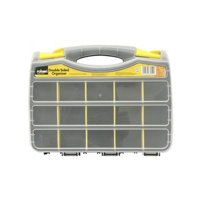 Rolson Double Sided Organiser