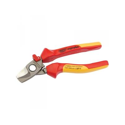 Draper 24972 expert 220mm ergo plus® fully insulated cable cutter