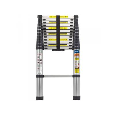 Draper 80974 3.8M Telescopic Aluminium Ladder