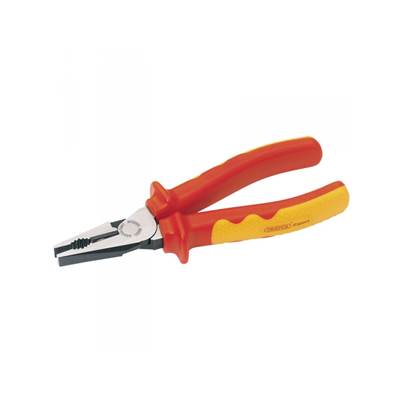 Draper 69173 VDE Combination Pliers 200mm High Lever