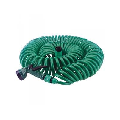 Draper 80496 20M Recoil Hose with Spray Gun and Tap Connector