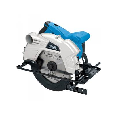 Draper 23034 1300W 230V 185mm Circular Saw with Laser Guide
