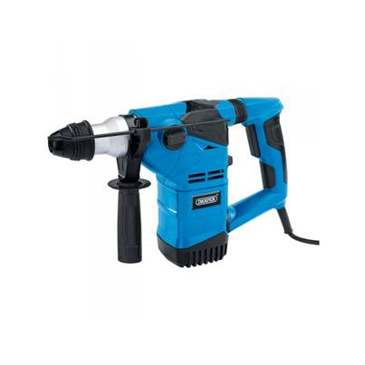 Draper 20504 1500W 230V SDS+ Rotary Hammer Drill Kit with Rotation Stop