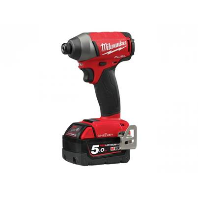 Milwaukee M18ONEID-502X 18v 2x5.0ah Li-ion ONE KEY Impact Driver Kit
