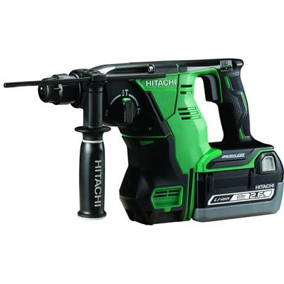 Hitachi DH36DBL/JE 36V SDS-Plus Hammer Drill with Brushless Motor