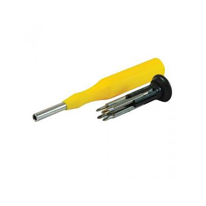 Silverline 8-in-1 Precision Screwdriver Set
