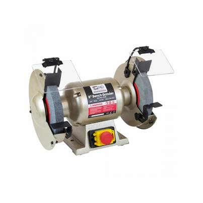 SIP 8 Inch Professional Bench Grinder