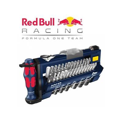Wera Tool-Check PLUS Red Bull Racing