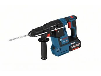 GBH18V-26 F 18V Cordless Hammer Drill With 2 x 6ah Batteries and Q/C Chuck
