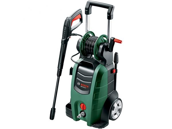 Bosch AQT45-14X High-Pressure Washer With Deluxe Patio Cleaner