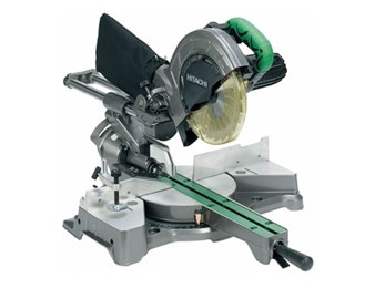 C8FSE 216mm Sliding Compound Mitre Saw