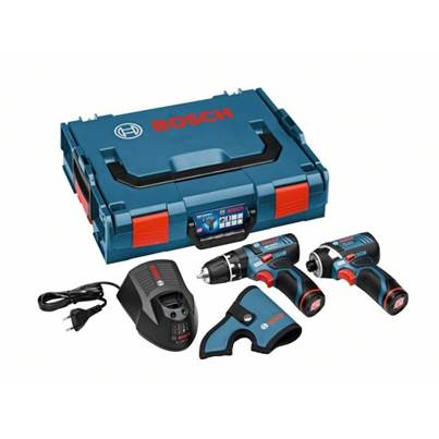 Bosch GSB/GDR 12V Professional Twin Pack 2ah Batteries