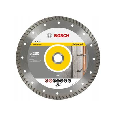 Bosch Diamond Disc 230mm Expert