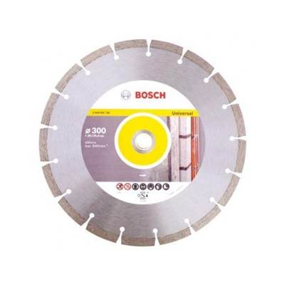 Bosch 300mm Universal Diamond Disc