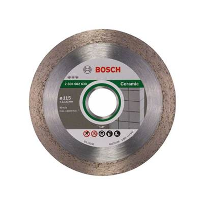 Bosch Diamond cutting disc Best for Ceramic