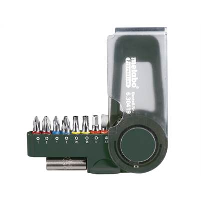 Metabo 9 Piece Bit Set