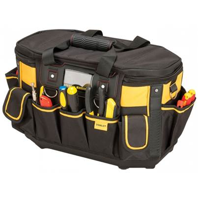 Stanley FatMax 18inch Round Top Rigid Toolbag
