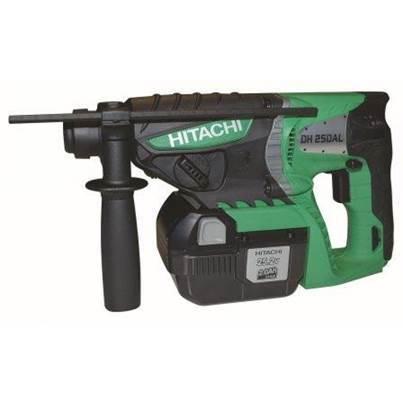Hitachi DH25DAL/JQ 25.2V 3 Mode SDS Hammer Drill