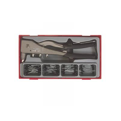 Teng TTHR81 81 piece heavy duty hand rivet set