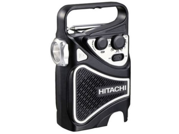 Hitachi UR10DL/L4 10.8v AM/FM Radio Torch