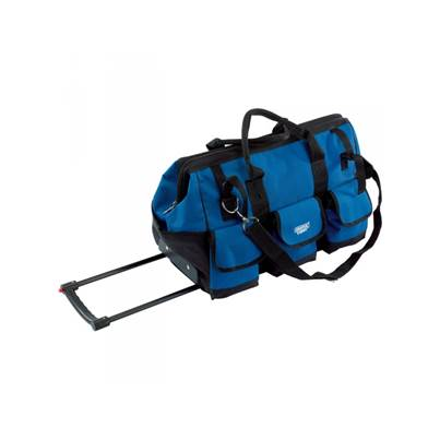 Draper 40754 Expert 58L Mobile Tool Bag with Wheels