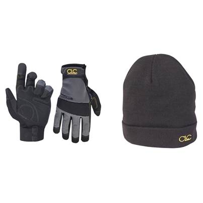 CLC PK3015 Work Gloves + Beanie Hat