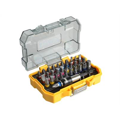 DeWalt Colour Coded Screwdriver Bit Set 32 Piece