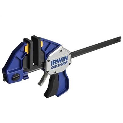 Irwin Quick-Grip Xtreme Pressure One Handed Clamp 300mm (12in)