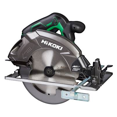 HiKOKI C3607DA 36V Multi Volt Circular Saw with Brushless Motor - Body Only
