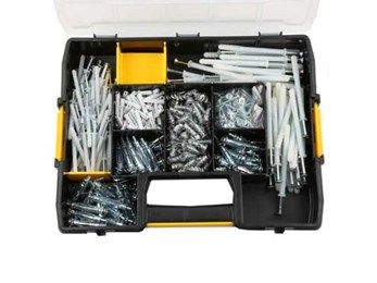 350 piece fixing kit