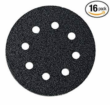 Fein 115mm Round Perforated  G240 Sanding Sheets pack of 16