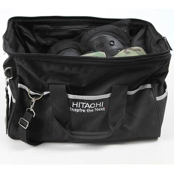 Hitachi Small Canvas Tool Bag with Name Tag