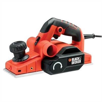 Black & Decker KW750K 750W Rebating Planer