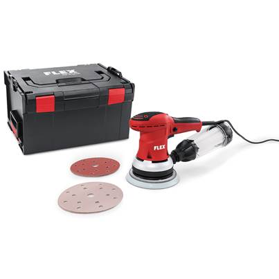FLEX ORE150-3 Set 230v Random Orbit Sander