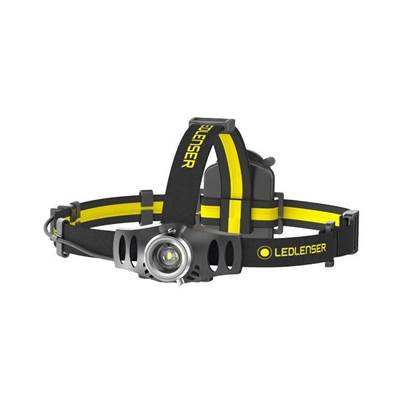 LED Lenser IH6R Rechargeable Professional Head Torch In Gift Box