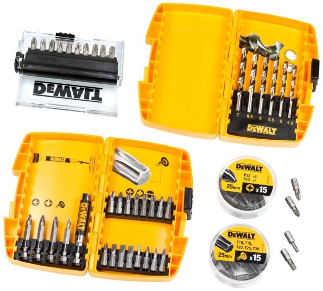 Drilling & Screwdriving Set 67 Piece