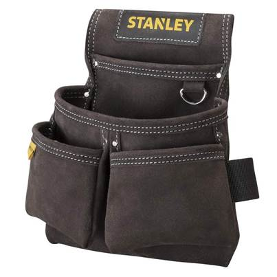Stanley STST1-80116 Leather Double Nail Pouch